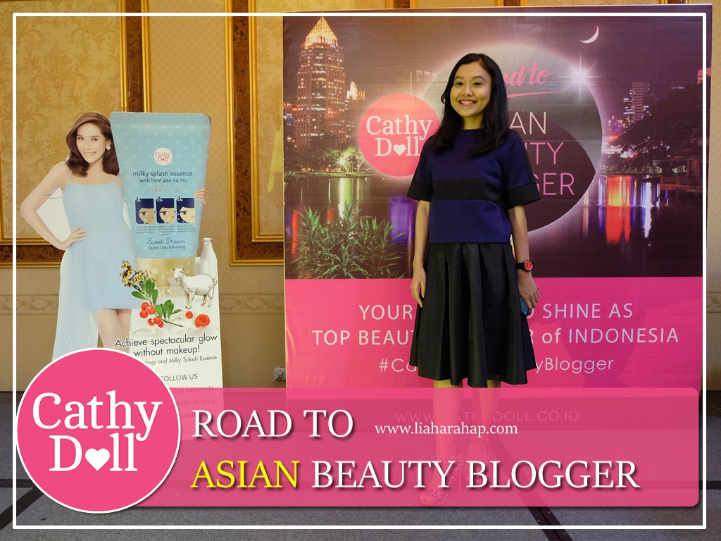 Road To Asian Beauty Blogger Cathy Doll