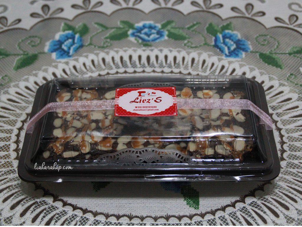 Bingkisan Lebaran Liez's Brownies