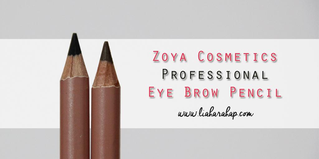 Pensil Alis Zoya Cosmetics