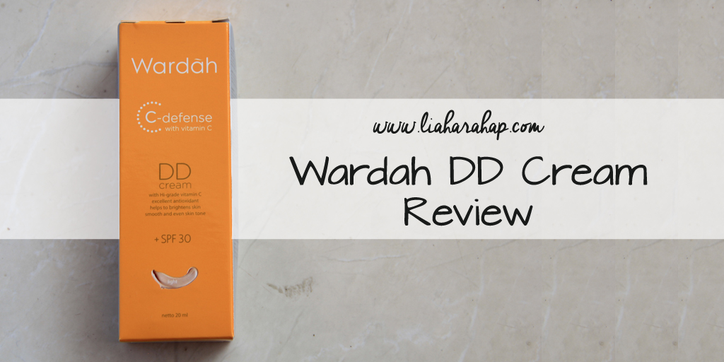 Wardah DD Cream