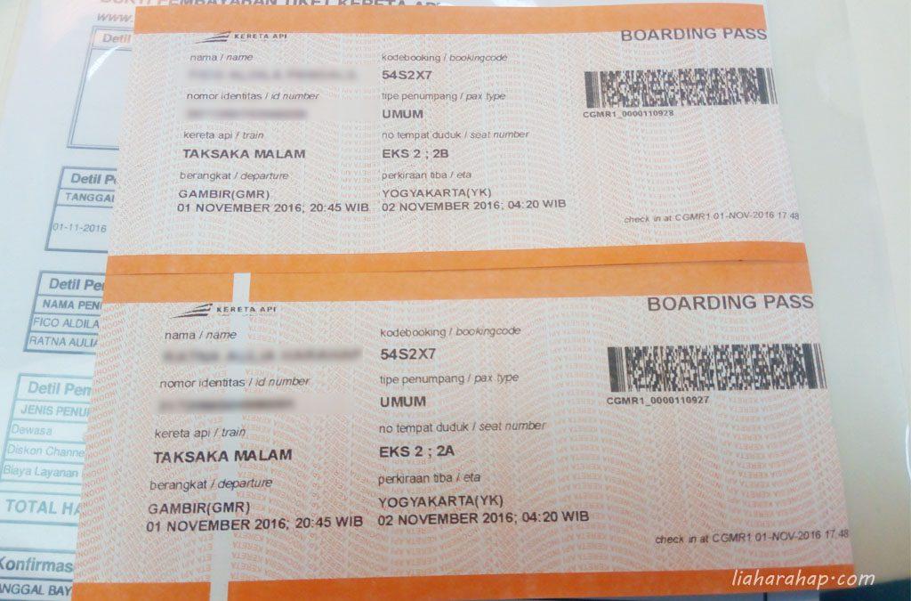 Tiket Online