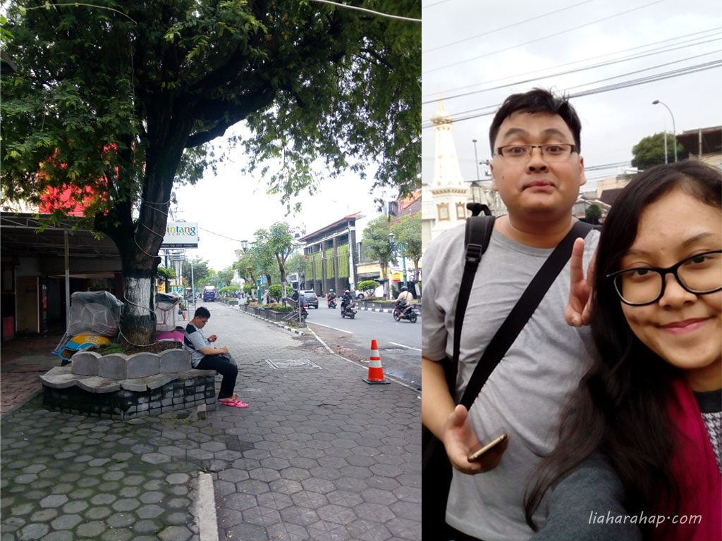 Yogya Honeymoon Trip