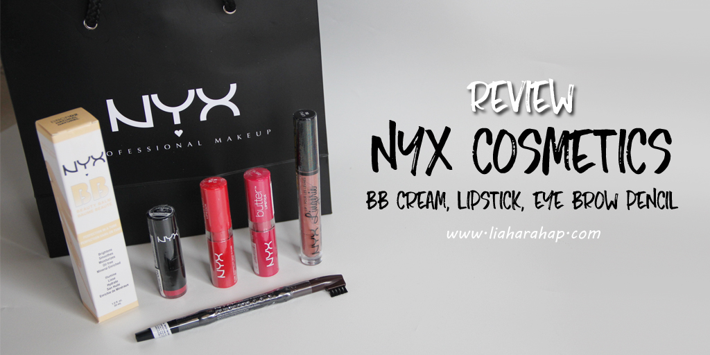 Review NYX Cosmetics Indonesia