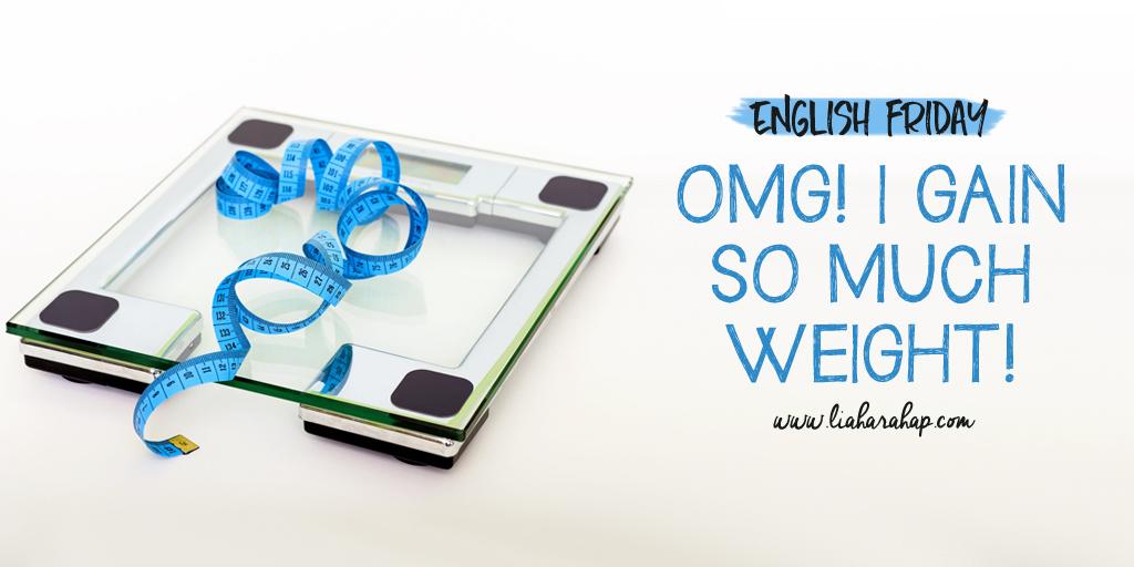 Gaining Weight Story