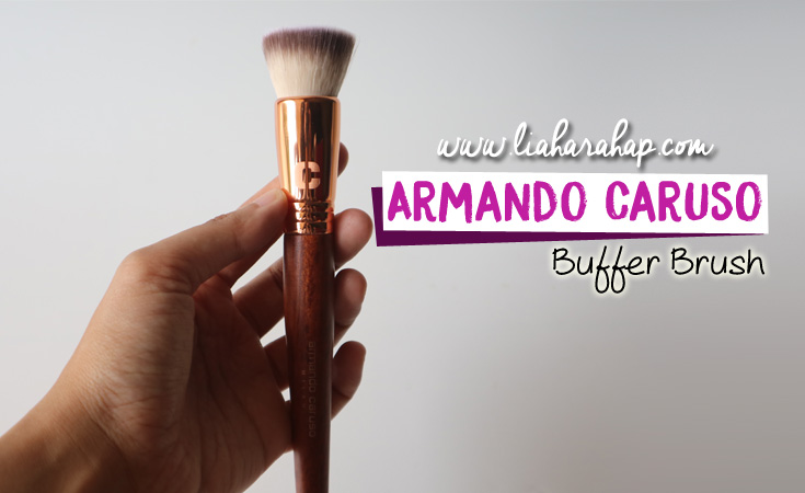 Armando Caruso Buffer Brush