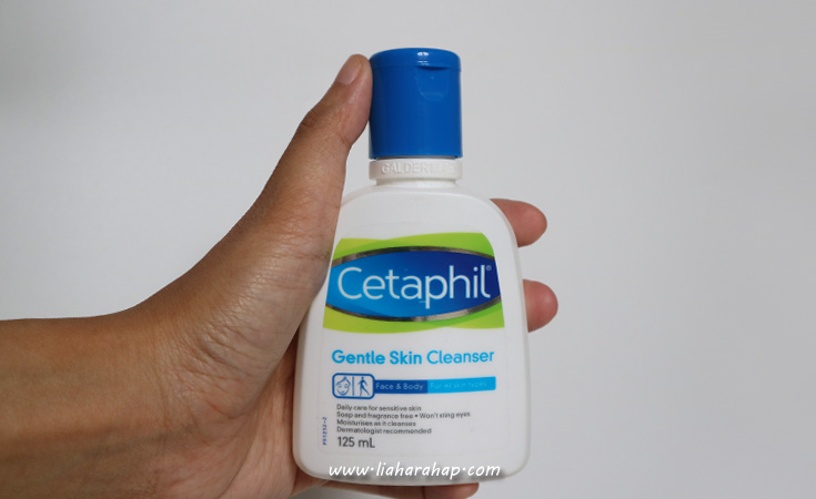 cetaphil untuk kulit berjerawat
