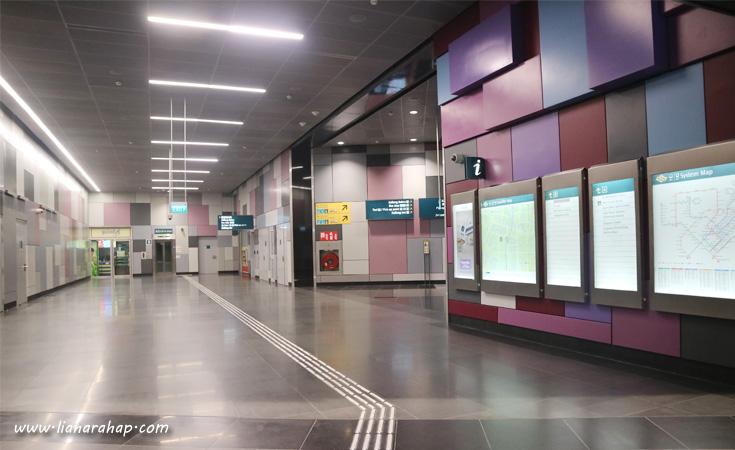 Bendemeer MRT Station Singapore