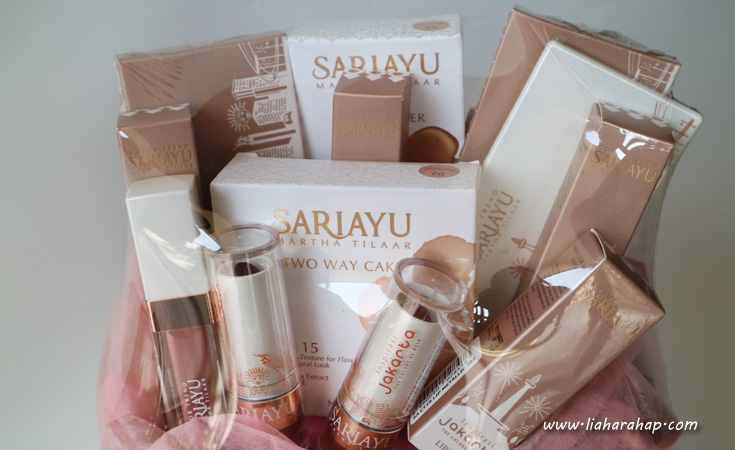 Sariayu Color Trend 2018
