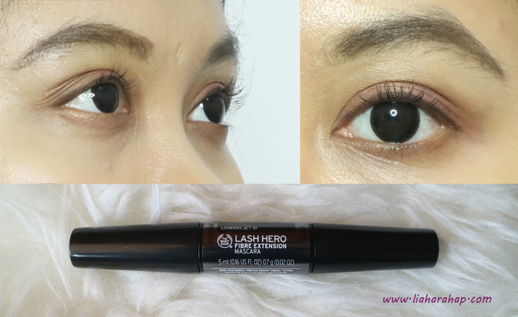 The Body Shop Makeup Mascara