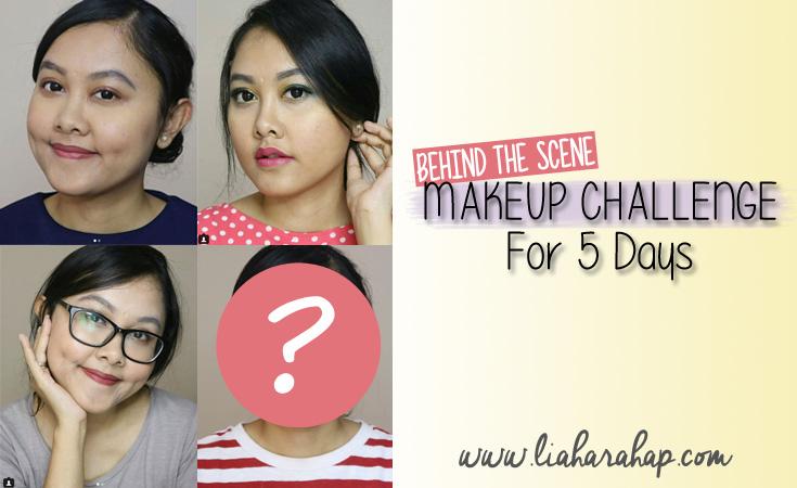 Makeup Challenge