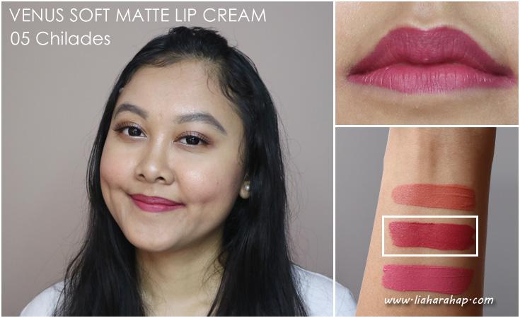 Marcks Venus Soft Matte Lip Cream
