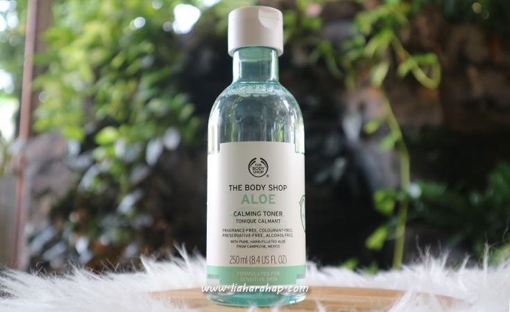 The Body Shop Aloe