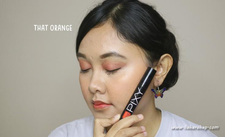 PIXY Tint Me That Orange