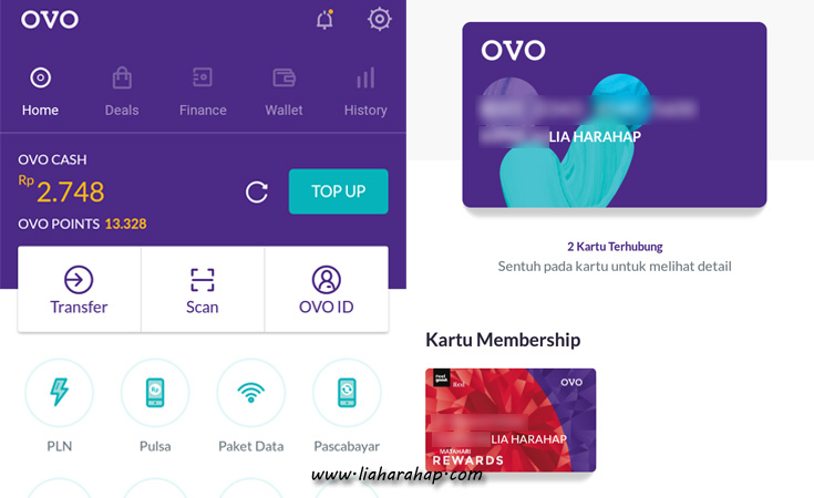 Aplikasi Promo dan Diskon OVO