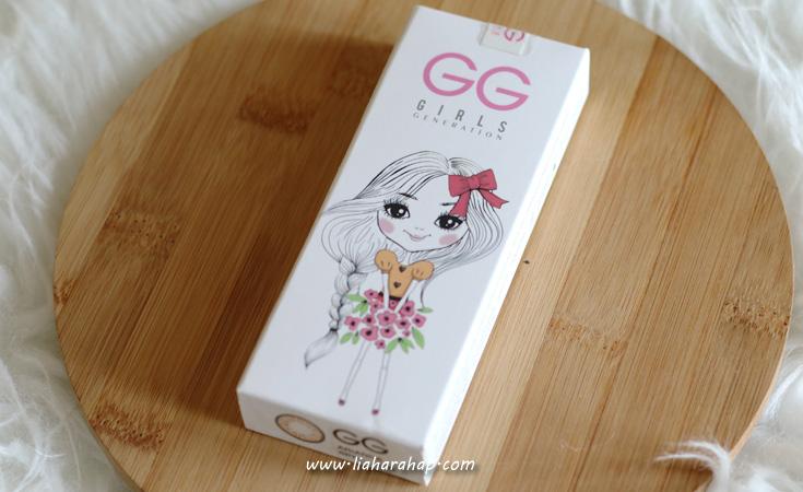 Spex Symbol GG Softlens