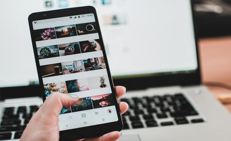 mengembangkan instagram