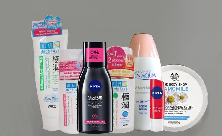 skincare routine kulit kering