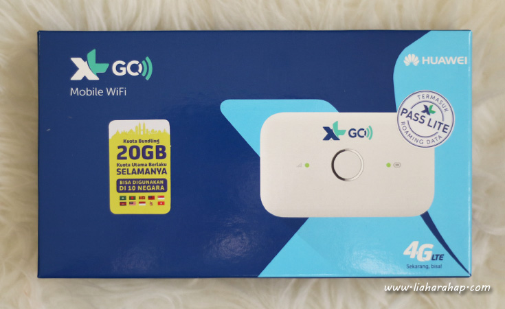 review xl go izi