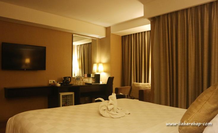 deluxe double room hotel