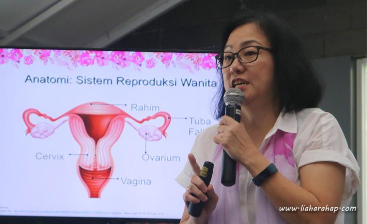 kesehatan area wanita