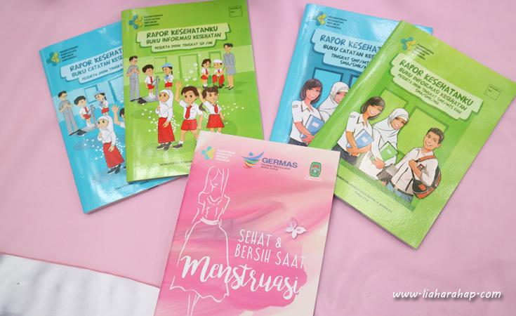 buku kesehatan area wanita