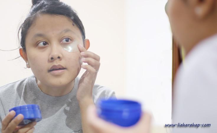 eye patch untuk bawah mata