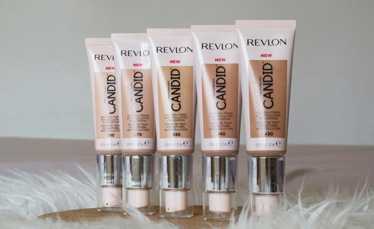 revlon photoready candid