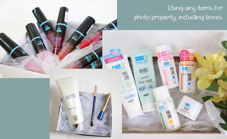 reuse beauty packaging