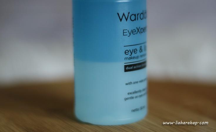 makeup remover wardah