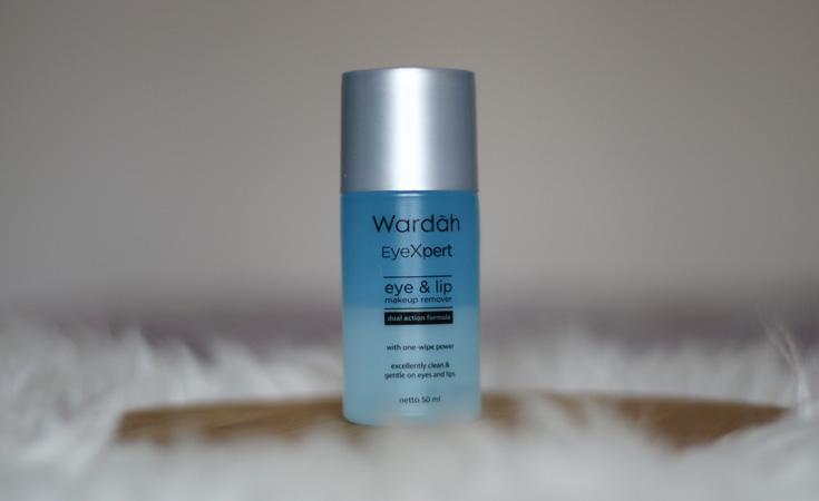 wardah eyexpert makeup remover