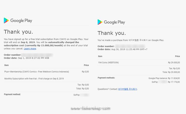 beli games di google pay pakai gopay