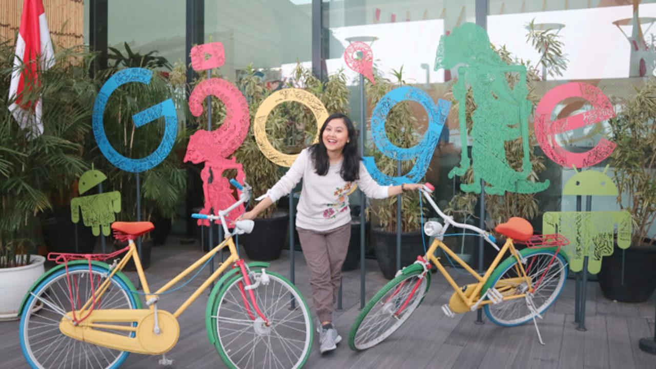 Pengalaman Main Ke Kantor Google Indonesia Lia Harahap