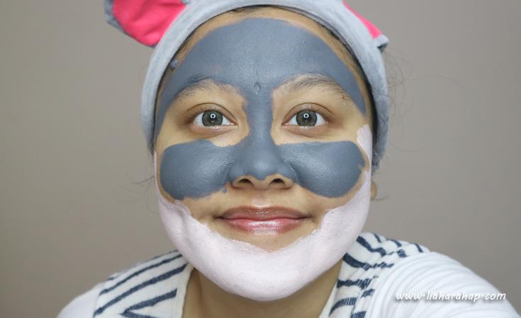 masker clay untuk kulit kering berjerawat