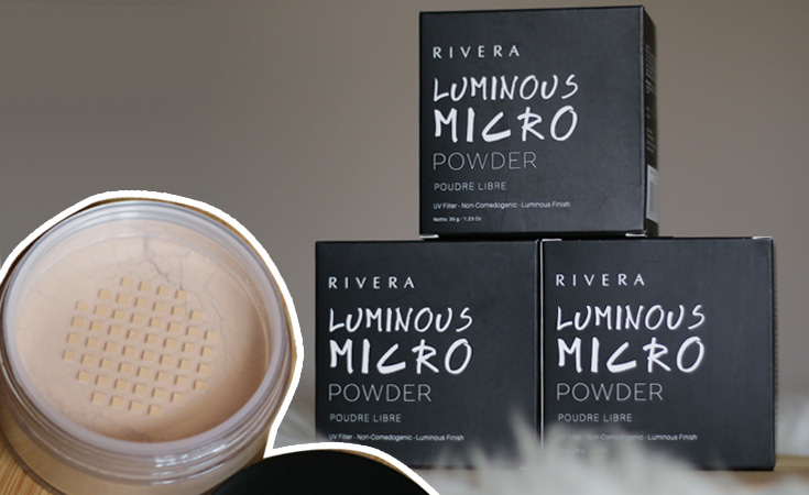 rivera luminous micro powder