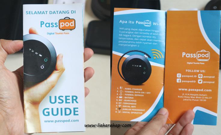 passpod sewa internet luar negeri