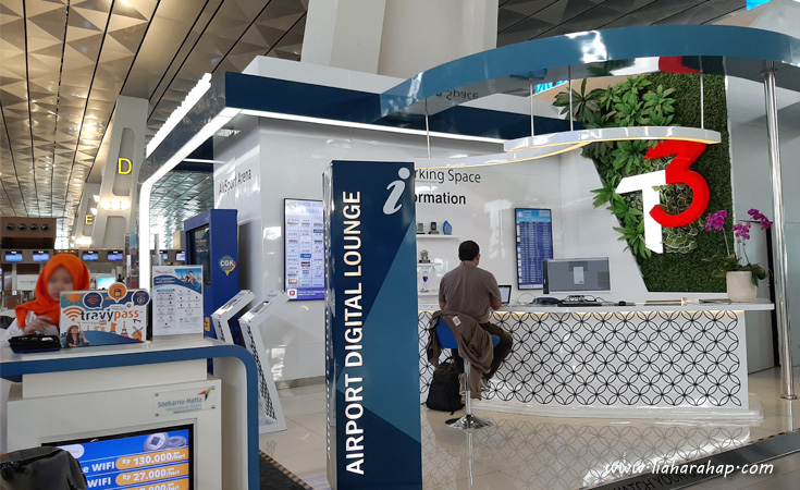 sewa modem wifi di airport