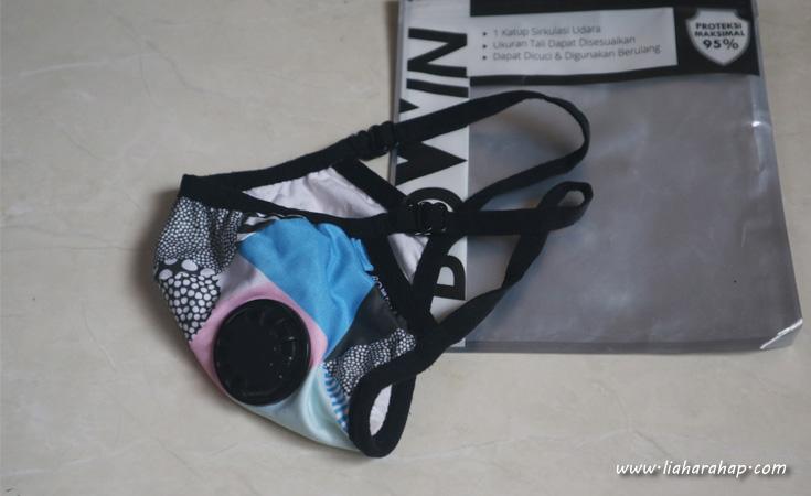masker bowin filter