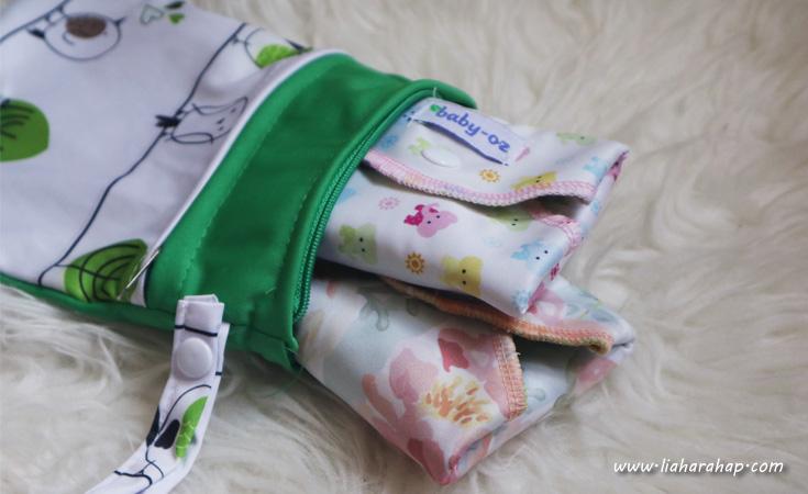 menstrual pad barang reusable