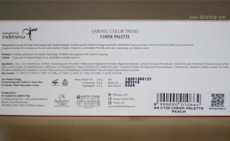 sariayu makeup