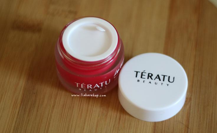 teratu beauty lip tinted