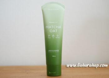 true to skin matcha oat gentle cleanser
